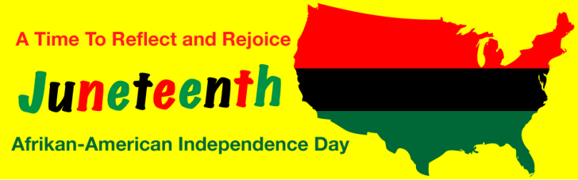 Independence Day Juneteenth Image