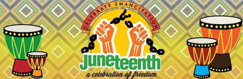 Juneteenth A Celebration Of Freedom Wishes Message Image