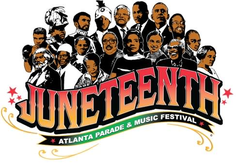 Juneteenth Freedom Festival Greetings Message Image