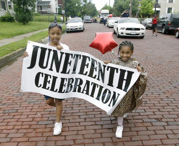 Juneteenth Kids Celebration Images