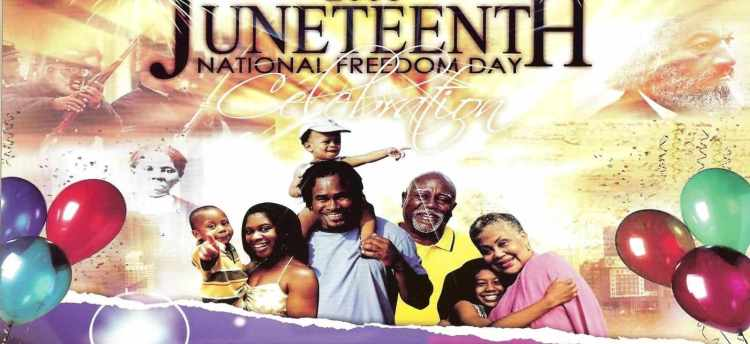 Juneteenth National Freedom Day Wishes Images