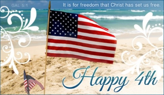 Let's celebrate 4th Of July Greetings And Wishes Images