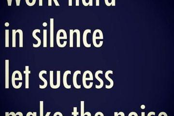 Motivational Work Quotations