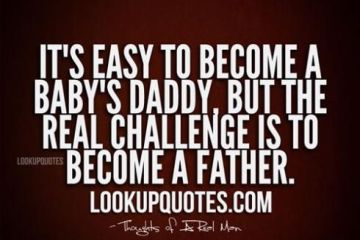No Good Baby Daddy Quotes