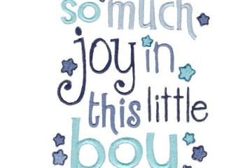 Quotes About A Baby Boy