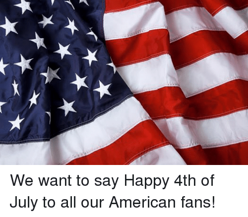 Sending You Happy 4th of July Independence Day Wishes Message Image