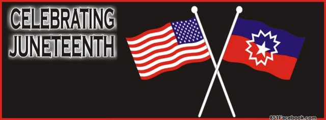 Wish You Happy Juneteenth Greetings Message Image