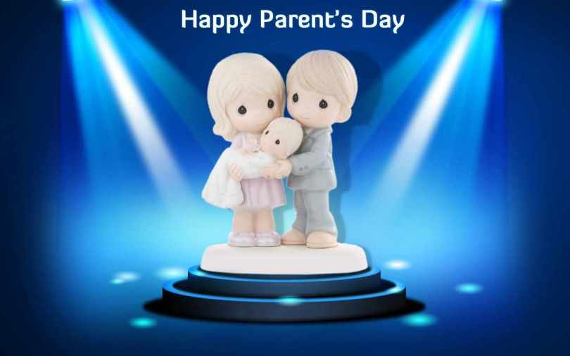 Wonderful Parent's Day Greetings and Wishes Wallpaper