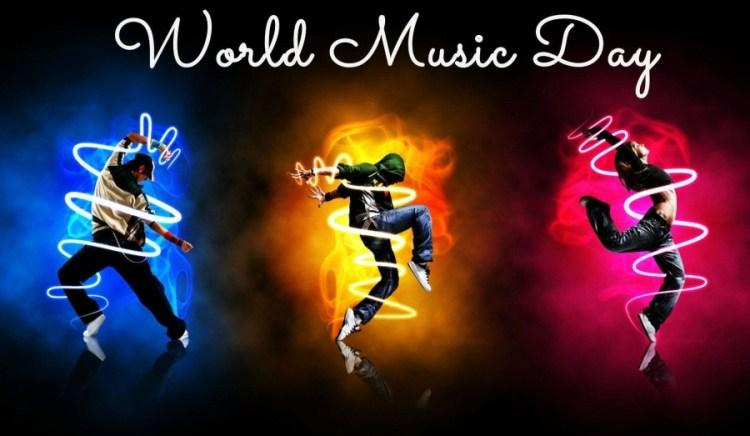 Wonderful International Music Day Wishes Message Image