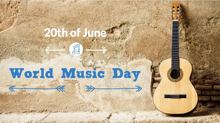 Happy Music Day Have A Great Day Wishes Picture