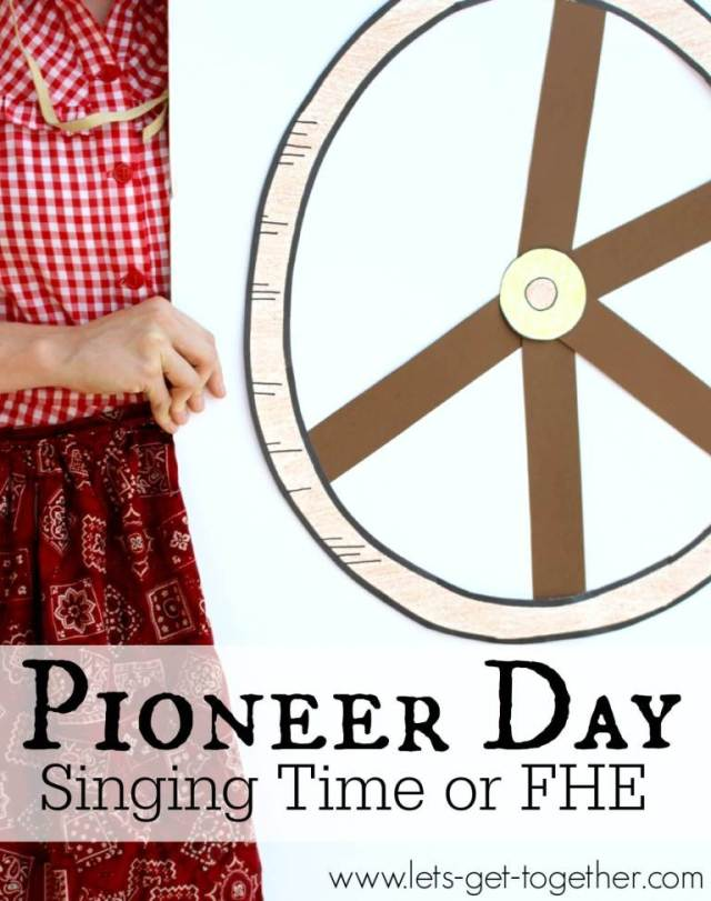 Happy Pioneer Day Best Wishes For You And Your Family