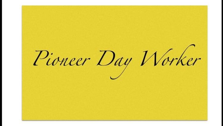 Pioneer Day Greetings Message