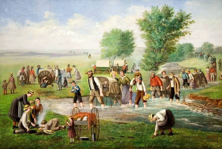 Wish You And Your Family Happy Pioneer Day Greetings Wishes Image