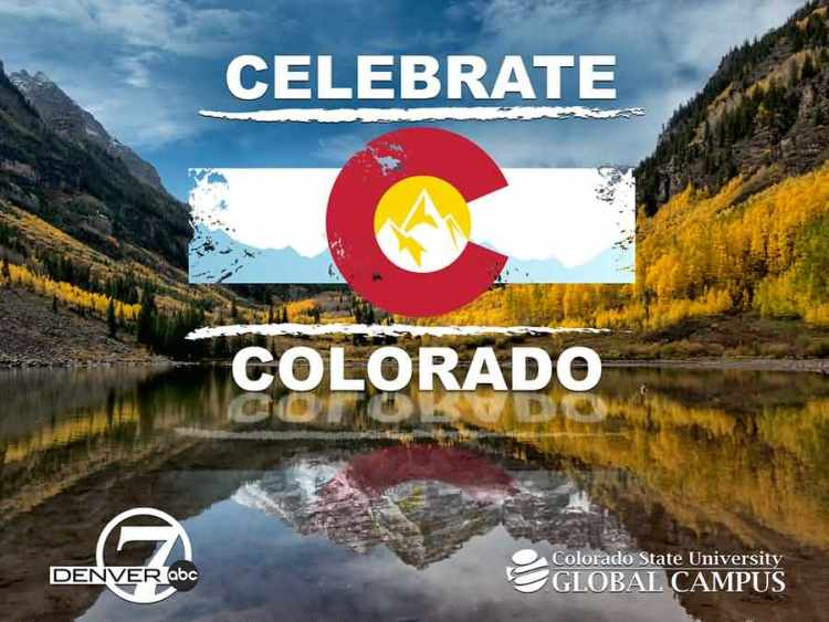 Wish You Happy Colorado Day Wishes Wallpaper