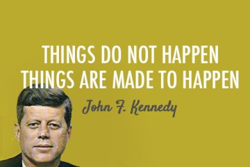 John F Kennedy Quotes Sayings 22