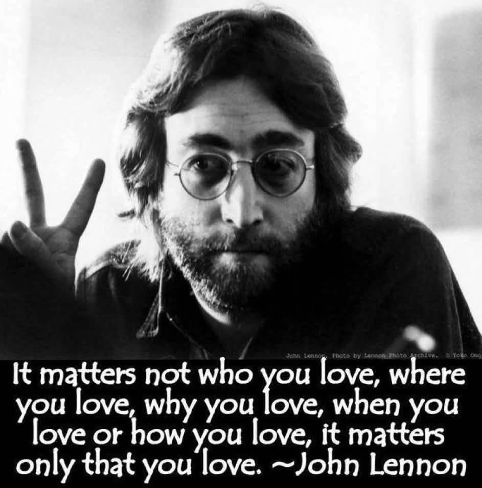 John Lennon Quotes Sayings 14