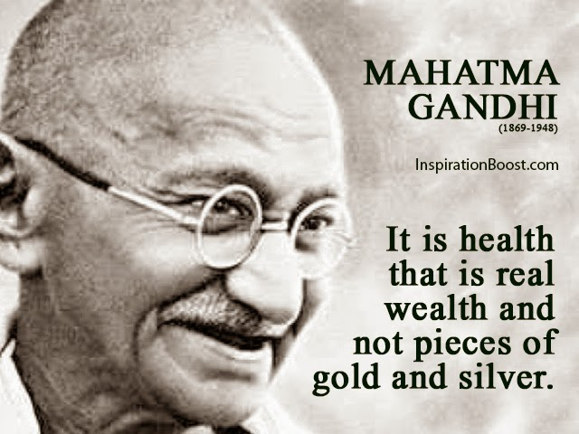 Mahatma Gandhi Quotes Sayings 09
