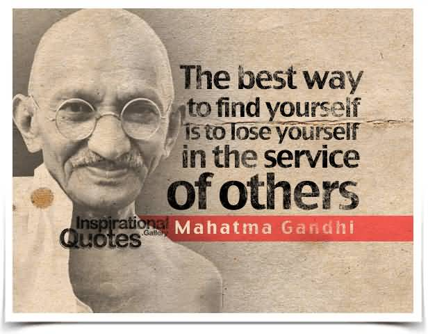 Mahatma Gandhi Sayings 31