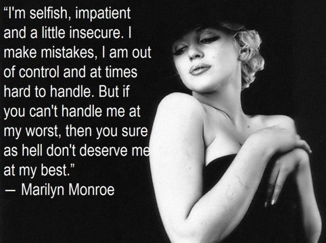 Marilyn Monroe Quotes Sayings 28