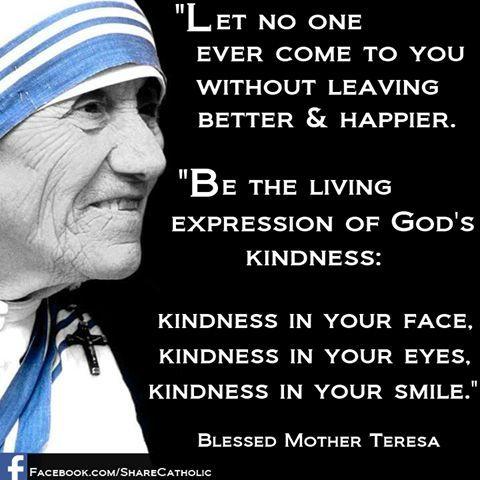 Mother Teresa Quotes Sayings 12
