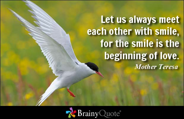 Mother Teresa Quotes Sayings 14