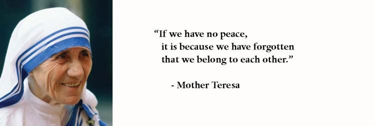Mother Teresa Quotes Sayings 15