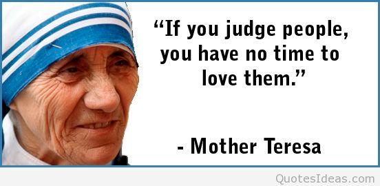 Mother Teresa Quotes Sayings 18