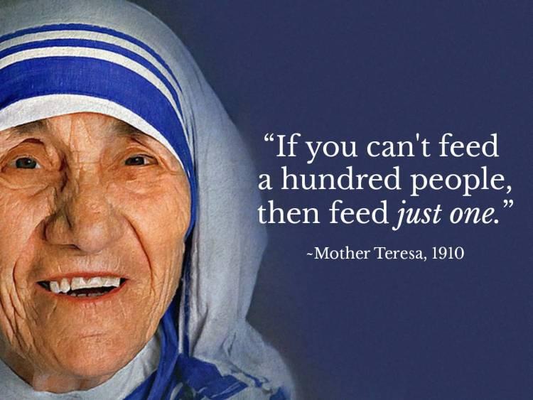 Mother Teresa Quotes Sayings 26