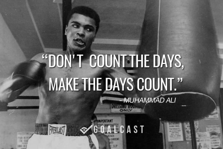 Muhammad Ali Quotes Sayings 16