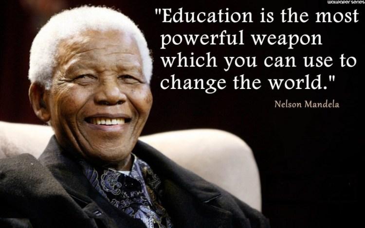 Nelson Mandela Quotes Sayings 17