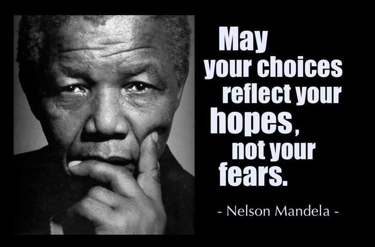 Nelson Mandela Quotes Sayings 19