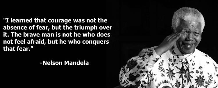Nelson Mandela Quotes Sayings 24