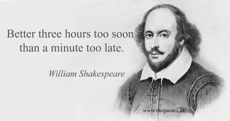 William Shakespeare Quotes Sayings 05