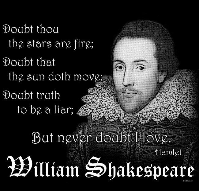 William Shakespeare Quotes Sayings 11