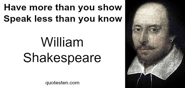 William Shakespeare Quotes Sayings 20