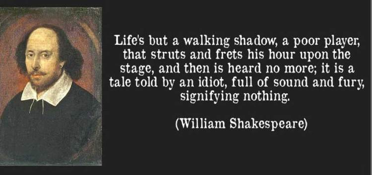 William Shakespeare Quotes Sayings 29