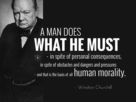 Winston Churchill Quotes Sayings 11