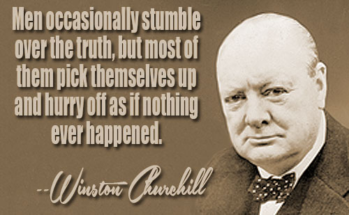 Winston Churchill Quotes Sayings 19