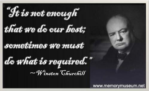 Winston Churchill Quotes Sayings 23