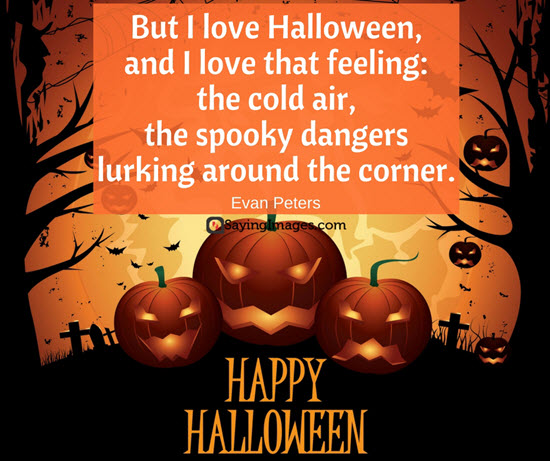 Best halloween wishes sayings