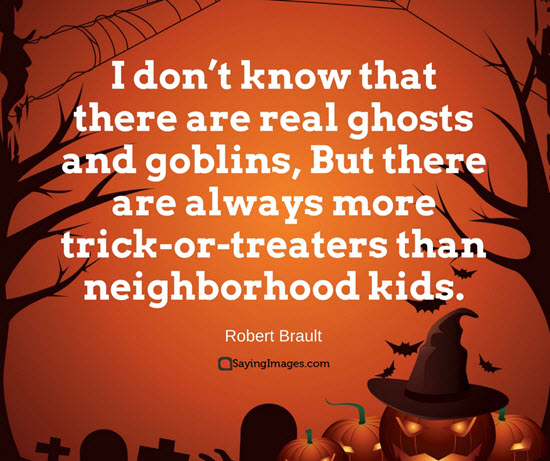Fantastic halloween sayings and quotes