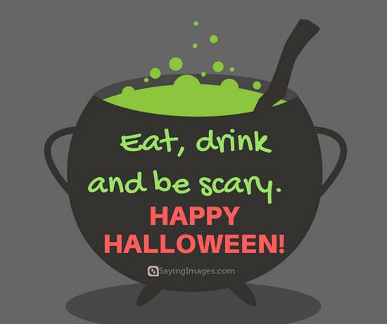 Nice best halloween quotes