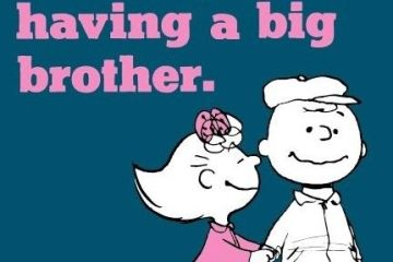 Brother Quotes From Little Sister