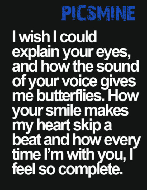 i wish i could explain your Quotes Love
