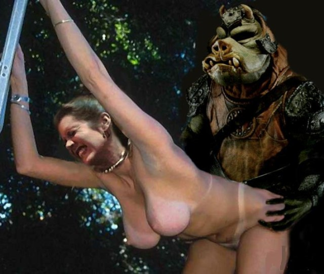 Carrie Fisher As Princess Leia Nude Fakes