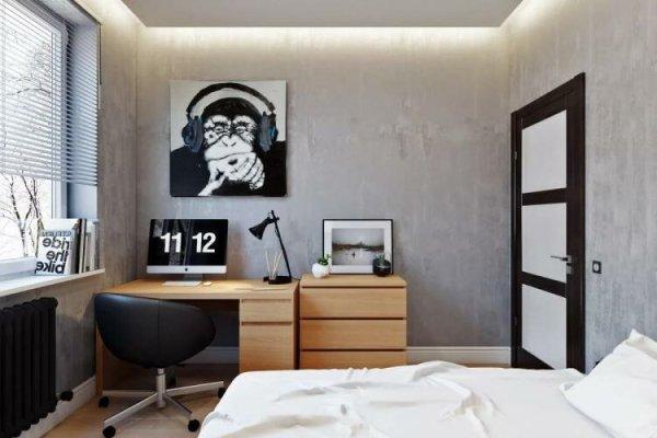 Интерьер комнаты для подростка мальчика: фото, изображения ...
