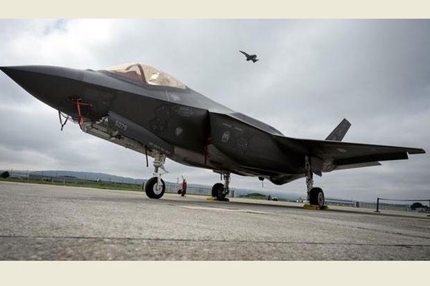 Timur Tengah Diserbu Jet Tempur Siluman F-35 AS, Disebut untuk Cegah Iran