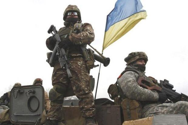 Ukraina Tak Gentar dengan Tekanan Rusia