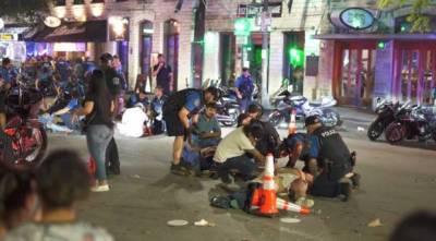 13 Orang Terluka dalam Penembakan di Austin Texas, Pelaku Masih Diburu
