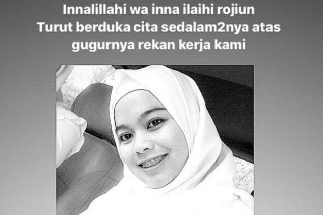 hamil 4 bulan perawat rs royal surabaya positif corona meninggal gms